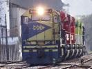 Transporte de locomotivas SD70ACe/45 para ALL (América Latina Logística)