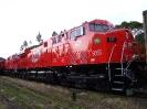 Transporte de locomotivas AC44i para a ALL (América Latina Logística)