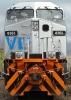 Transporte de locomotivas AC44i para a VL! (Valor Logística Integrada)
