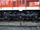 Transporte de locomotivas C30-7 e C30-7MP para a Açominas em Ouro Branco-MG