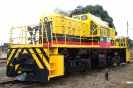 Transporte de locomotivas GE 100 Toneladas para a Cosipa (Companhia Siderúrgica Paulista)
