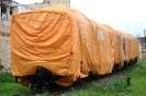 Transporte e manobras de Trem Unidade Elétrico (TUE) para a Alstom