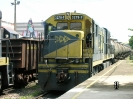 Trem do diesel